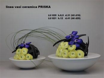 F01O-Linea vasi PRISKA