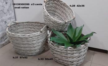 H01W-linea basket RATTAN