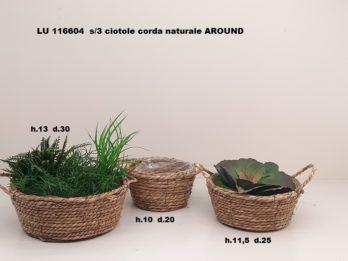 H01N-linea basket AROUND