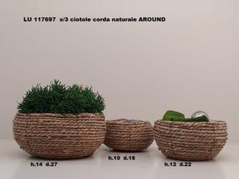 H01L-linea basket AROUND
