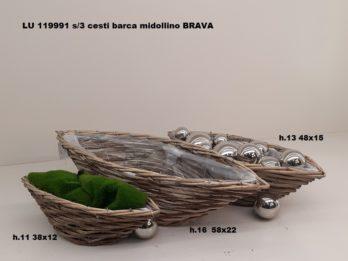 G01S-linea basket BRAVA