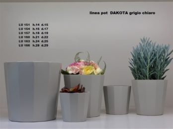 B01G-linea pot DAKOTA
