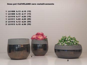 L01A-linea pot CLEVELAND
