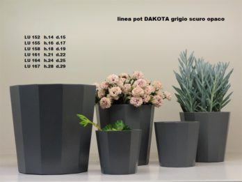 B01H-linea pot DAKOTA